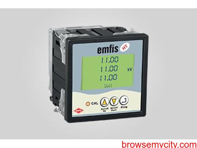 Best Multifunction energy meter - HPL India - 4/4