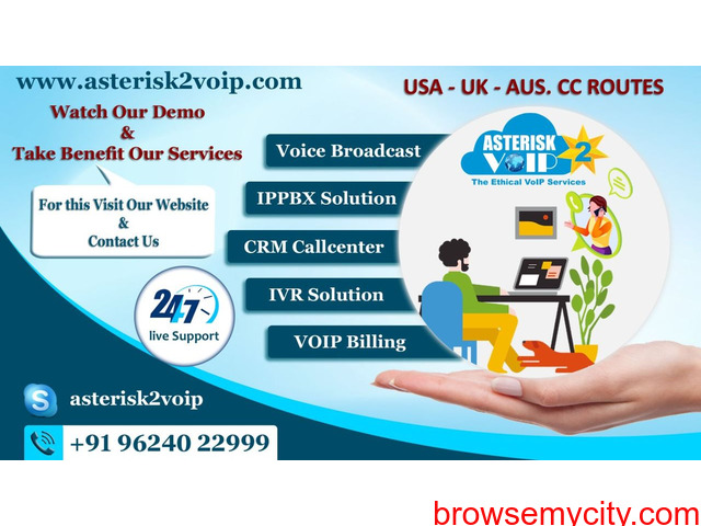 Best Dynamic Asterisk-VoIP Solution Services by Asterisk2voip Technologies - 1/6