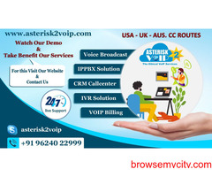 Best Dynamic Asterisk-VoIP Solution Services by Asterisk2voip Technologies