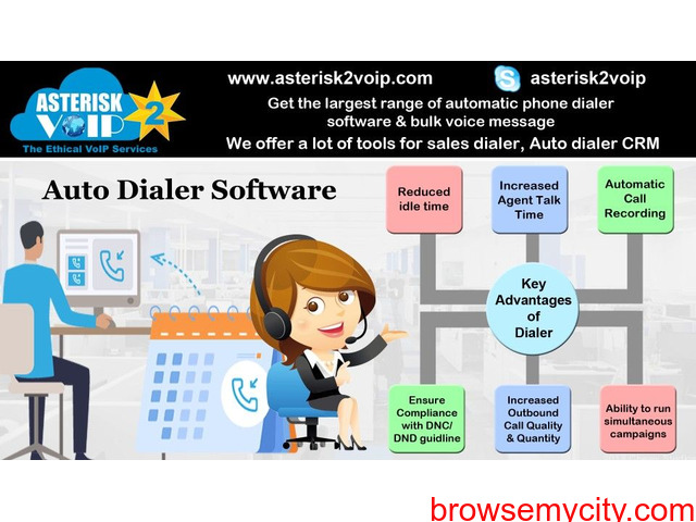 Best Dynamic Asterisk-VoIP Solution Services by Asterisk2voip Technologies - 2/6