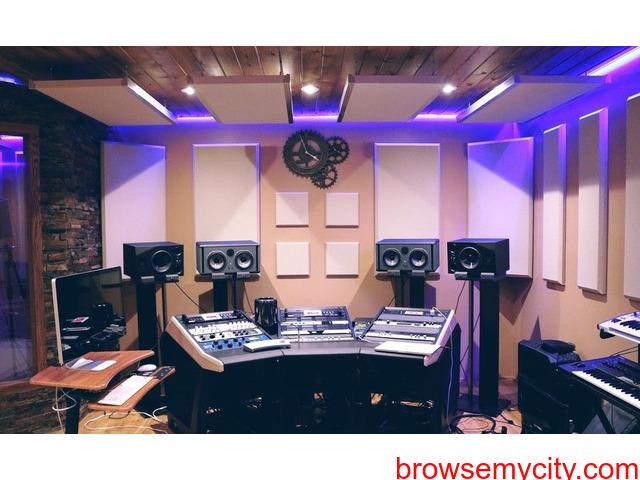 Acoustics design consultancy - 1/5