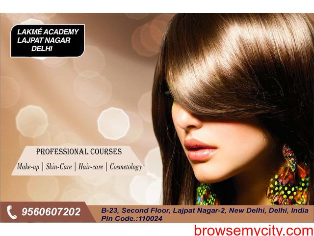 Hair Care Academy in Delhi   Lakme Academy Janakpuri - 1/1