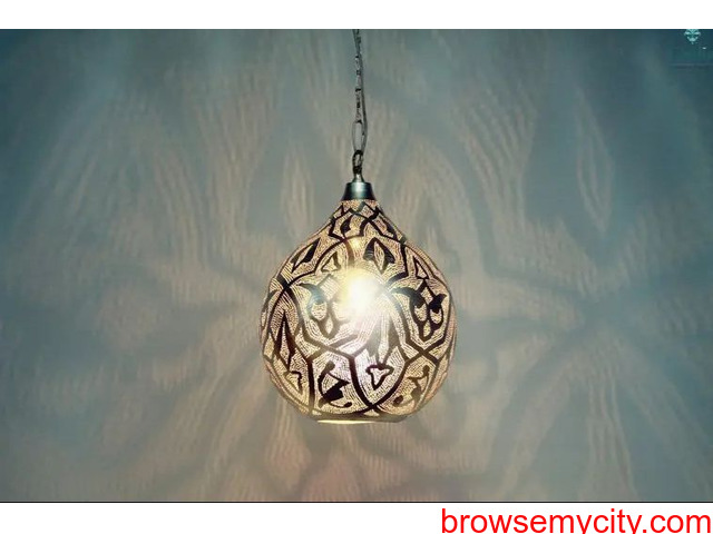 Buy Best Quality Morocco lamps to get the ambience of the Eastern soul in your home! - 2/2