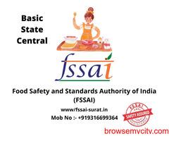 Fssai license consultant in Nadiad