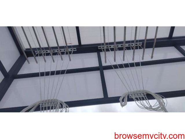Call 6309850756 For Drying Clothes Hanger in Balcony Near Vasusri Sunrise Apartments, Kompally - 1/6