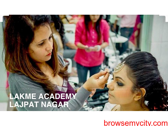 Best Makeup Academy Near me | Lakme Academy Lajpat Nagar - 1/1