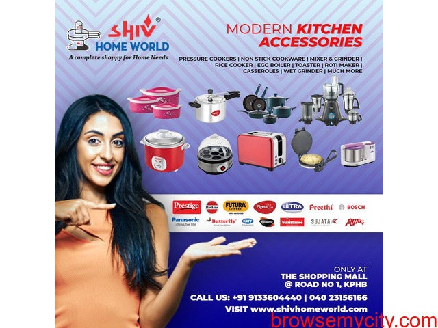 Buy home & Kitchen appliances online - 1/1