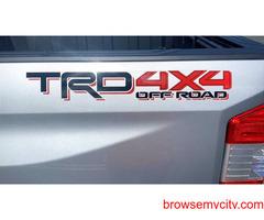 F/S : 2020 Toyota Tundra TRD Pro Silver i-Force 5.7L V8