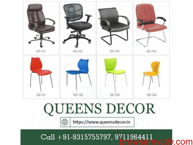 Furniture Manufacturer in Delhi, Office Chair & Sofa Supplier - 1/1