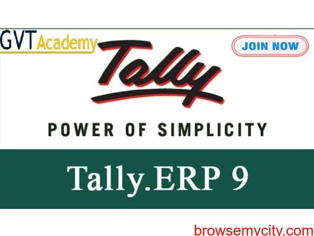 Tally ERP9 Training in Noida - 1/1