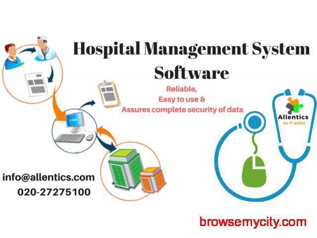 Hospital Management System Software in Mumbai, India - 23026