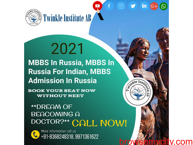 Study MBBS in Russia For Indian Students - 1/6
