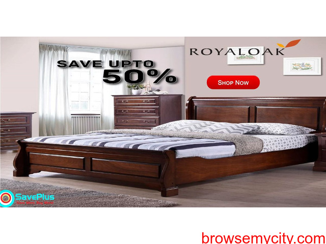 Up to 55% Off Beds - 1/1