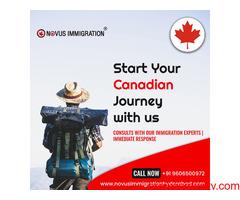 Canada Immigration Consultants in Hyderabad | Novusimmigrationhyderabad.com