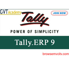 Best Advance Tally Course in Noida-GVT Academy