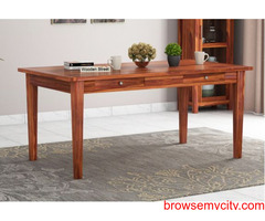 Get Sheesham Woode Dining Table Online in India