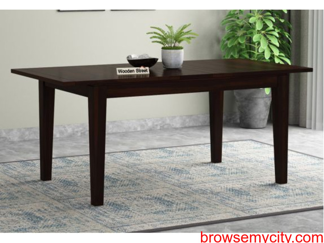 Get Sheesham Woode Dining Table Online in India - 2/2