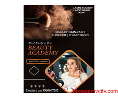 Best Makeup Artist Academy in South Delhi   Lakme Academy Rajouri Garden