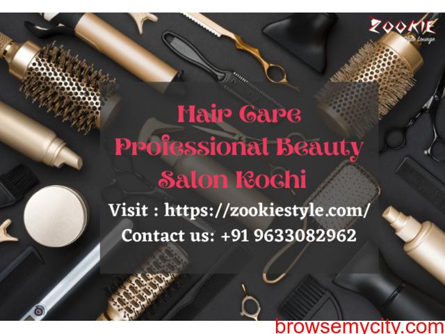 Best hair Care professional salon in kochi - 1/1