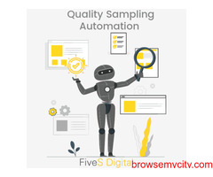 With Quality sampling automation, one can automate the quality at much greater insight