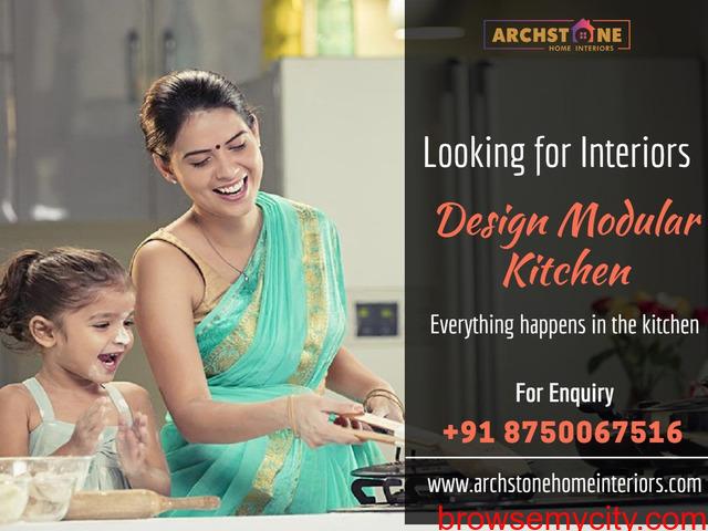 Modular Kitchen In Noida Extension, Wardrobe Designs for Bedroom - 2/3