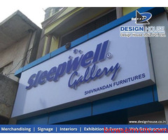 ACP Signboard Manufacturer in Ghaziabad