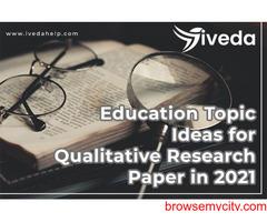 qualitative research topics ideas