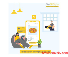 Fives Digital provides Foodtech temp solution to the online delievering platforms