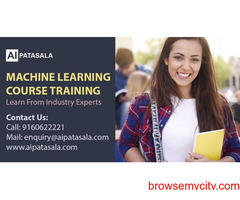 Machine Learning Course in Hyderabad with Placement