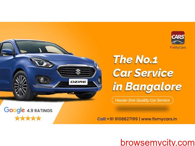 Car services Bangalore _ Auto repair shop _ Best Car Mechanic in Bangalore - 1/1