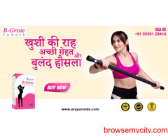 Adopt Ayurvedic Method to Gain Weight And Make an Attractive Body