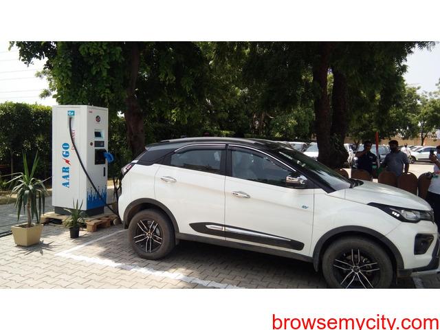 AARGO EV SMART organized GREEN DRIVE 2021 in Faridabad on 15th August, 2021 - 4/5