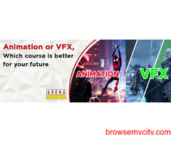 Animation or VFX, Which course is better for your future