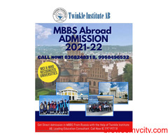 educational consultant for mbbs in russia
