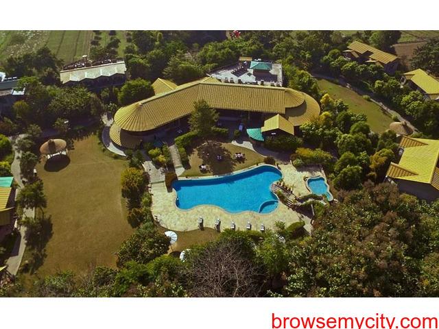 aahana resort jim corbett, luxury weekend getaways in jim Corbett - 1/1