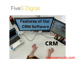 Features of Our CRM Software