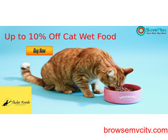 Up to 10% Off Cat Wet Food
