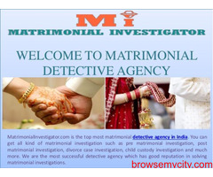 Private Detective Agency in Mumbai – Detective Service in Mumbai