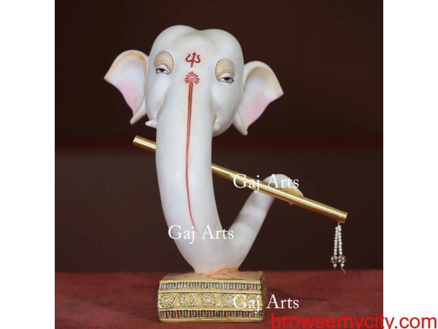 Buy online Ganesh murti Mumbai - 1/1