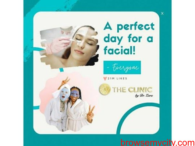 A perfect day for facial - 1/1