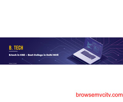 Top b tech colleges in delhi ncr