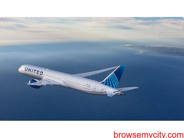 """United Airlines Telefono"" - 1/1"