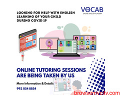 Online English Academy in Thane