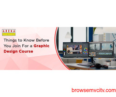 Things to Know Before You Join For a Graphic Design Course