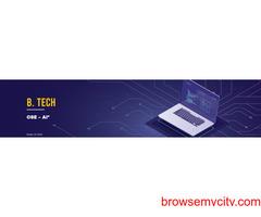 Artificial intelligence b tech course in delhi ncr