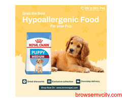 Sell Hypoallergenic Dog Food in  India