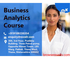 ExcelR - Business Analytics Course  In Thane