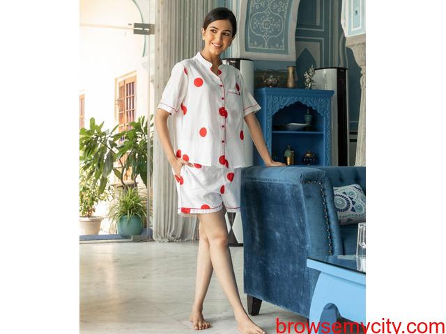 Buy Nightwear For Woman at MyClosetStory - 1/5