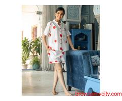 Buy Nightwear For Woman at MyClosetStory