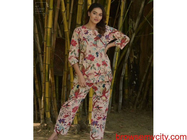 Buy Nightwear For Woman at MyClosetStory - 2/5